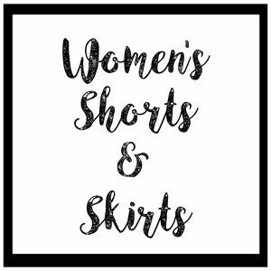 Pants - Women's Shorts and Skirts